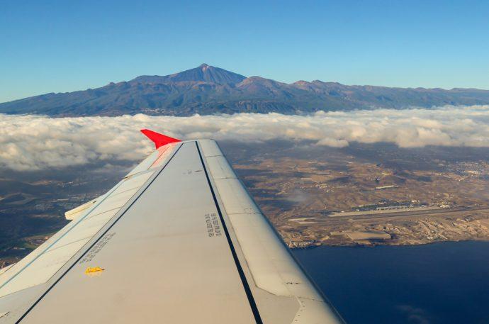 Situación de viajes a Tenerife. Información de interés