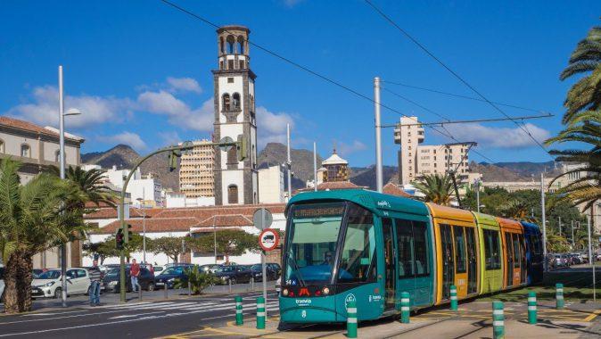 Cómo moverte en Tenerife