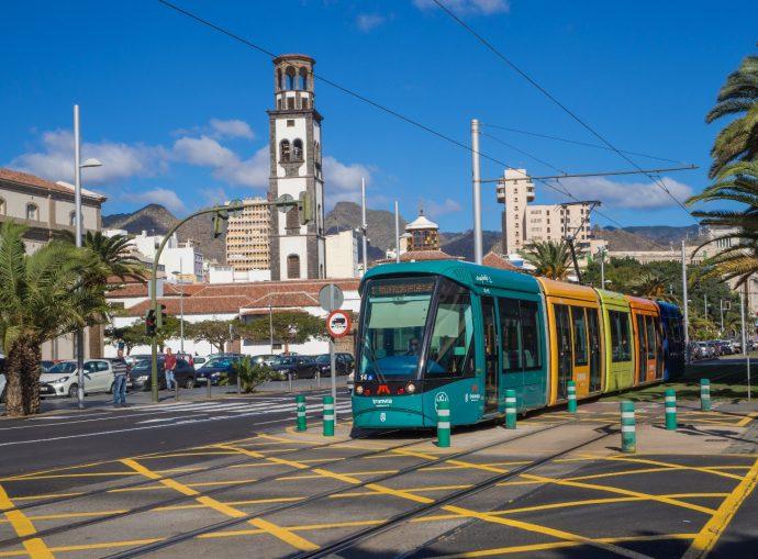 Medios de transporte en Tenerife
